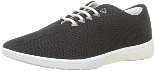 Muroexe Atom Oasis Dark, Zapatos de Cordones Derby Unisex Adulto, Negro (Black 0), 36 EU