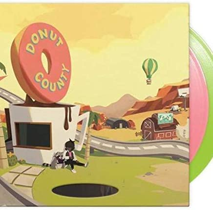 DANIEL KOESTNER - Donut County original Soundtrack (2019) LEAK ALBUM