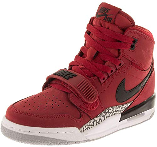 Nike Jordan Kids Air Jordan Legacy 312 (GS) Varsity Red/Black/Wht Basketball Shoe 6 Kids US