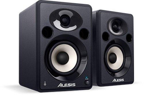Alesis Elevate 5 - Pareja de monitores de estudio, amplificados de 120 W