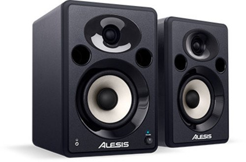 Alesis Elevate 5   Platzsparende Speaker für Multimedia-Studio