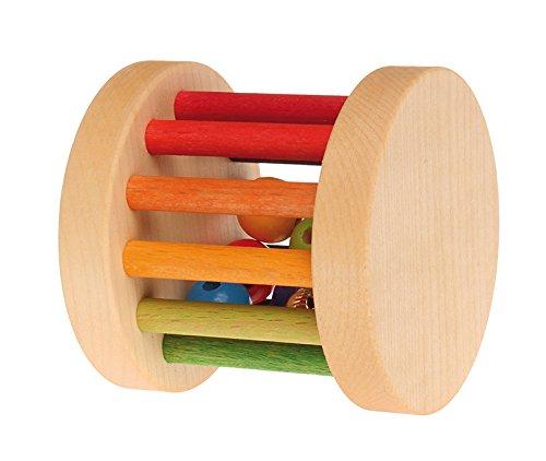 Mini roulement de roue à partir de chaux et de bois d'érable, Grimm