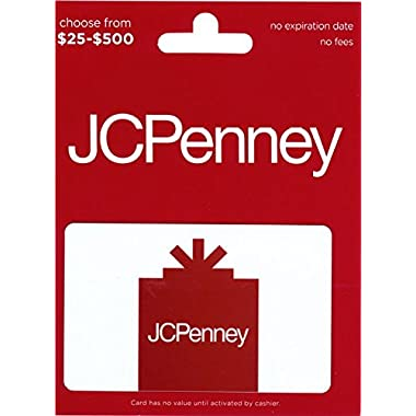 JCPenney Gift Card $200