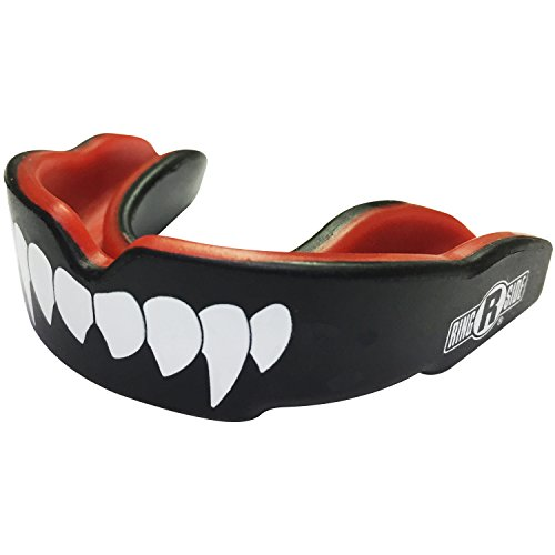 Ringside Deluxe Mouthguard Deluxe Fang Mouthguard, One Size