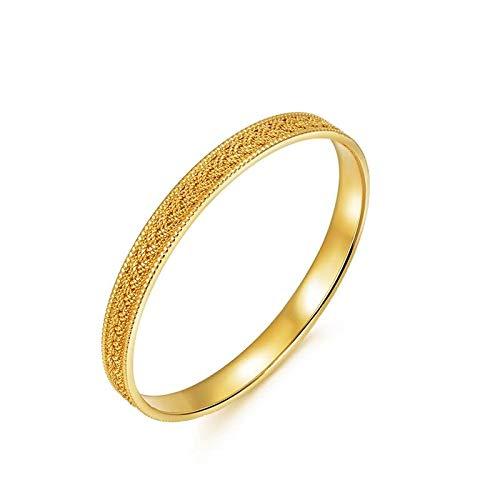 KnSam 18 Karat (750) Gelbgold Armband Webmuster Armband Gold 750 Damen Geeignet Für Alle Arten Von Geschenken Gelb Gold