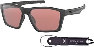 Oakley Targetline OO9397 Sunglasses For Men+BUNDLE with Oakley Accessory Leash Kit
