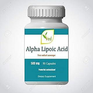 Ved ácido alfa lipoico | Sin OMG. Sin Gluten | Ayuda a mantener el nivel