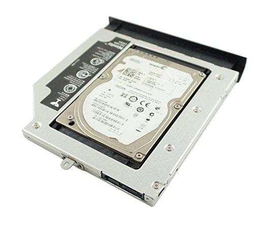 ultracaddy 2 nd HDD SSD Disco Duro Caddy para Acer Aspire E5 – 571 G E5 – 551 G E5 – 531 G E5 – 511 G, V3 – 572 G V3 – 532 G