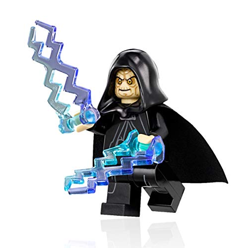 Lego Star Wars Emperor Palpatine Minifigure Exclusive 75093 by LEGO