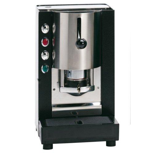 Spinel Pinocchio - macchinetta del caffè in acciaio inox, di colore nero