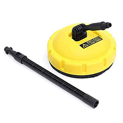 Galapara Cleaner Head for Karcher K Series, Pressure Washer, Surface Cleaner Deck Wall Patio Cleaner, Surface Cleaning Extension Lance with Adapter from Galapara