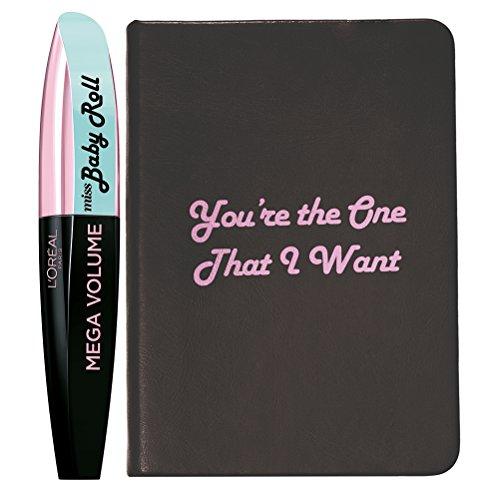 Miss baby roll - Volumizing mascara + address book