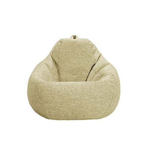 Bean Bag Stofftier Spielzeug-Speicher-Kinder Bean Stuhl Spielzeug Organizer Couch Sofa Tatami Wohnzimmer-Möbel Home Decoration (Color : H)