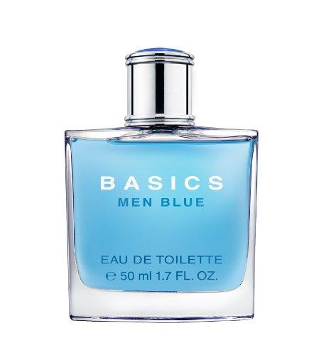 Sans Soucis Basics Men Blue EDT Spray, 1er Pack (1 x 50 ml)