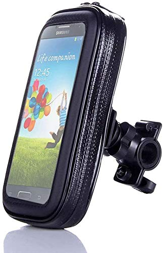 CZYNB Bicycle Bag Telefonhalter-Fahrrad-Motorrad-Lenker Stoß- Beutel-Kasten for Handys wasserdichte Handy...