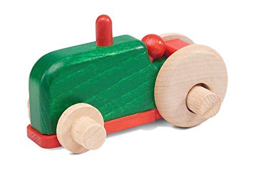 nic - Holzspielzeug nic Multibahn Traktor