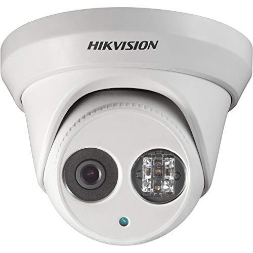 HIKVISION 4 Megapixel EXIR PoE Turret IP Outdoor Surveillance Camera, DS-2CD2342WD-I 2.8mm Lens (Certified Refurbished)