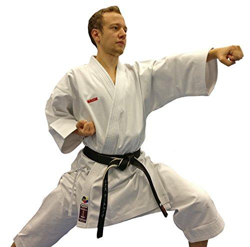 Karateanzug Kaiten Monarch Kata WKF, mit Elastikbund (200)