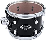 Pearl EXX Export Tom Tom 10 x 7 in. Jet Black with Chrome Hardware