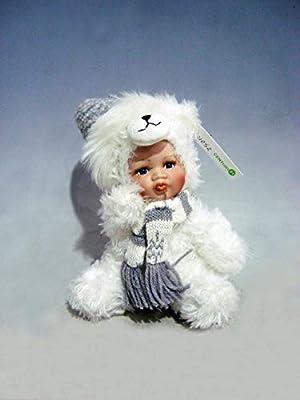 """Jmisa 12"""" Plush Baby Doll"""