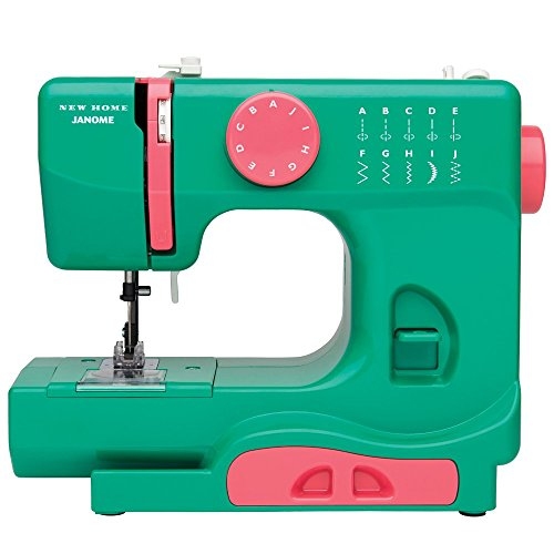 Janome easy to use sewing machine