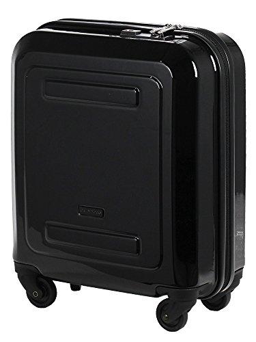 (シフレ)siffler スーツケース B5891T-39 39cm GREEN WORKS ブラック