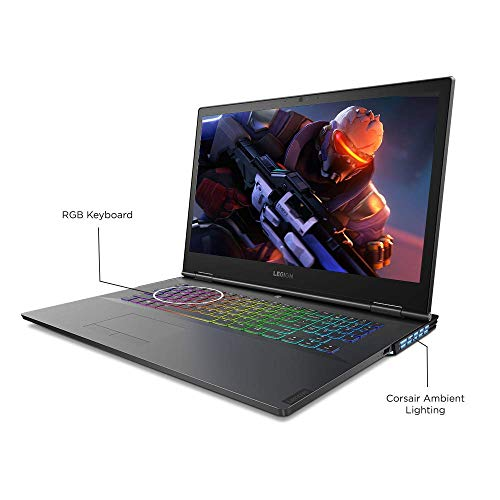 Lenovo Legion Y740 Intel Core i7 9th Gen 15.6 inch FHD Gaming Laptop (16GB/1TB SSD/Windows/Office/NVIDIA RTX 2070 8GB Graphics/Black/2.2Kg), 81UH00BQIN
