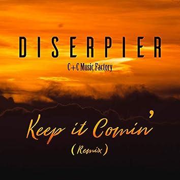 Keep it Comin' (Remix)