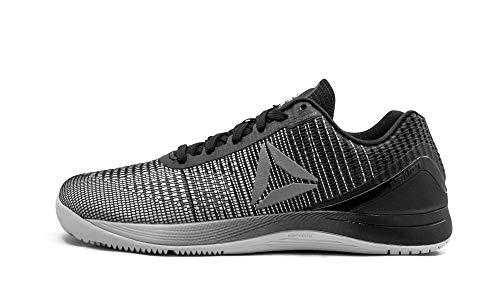 Reebok Men's CROSSFIT Nano 7.0 Cross-Trainer Shoe, White/Black, 10.5 M US