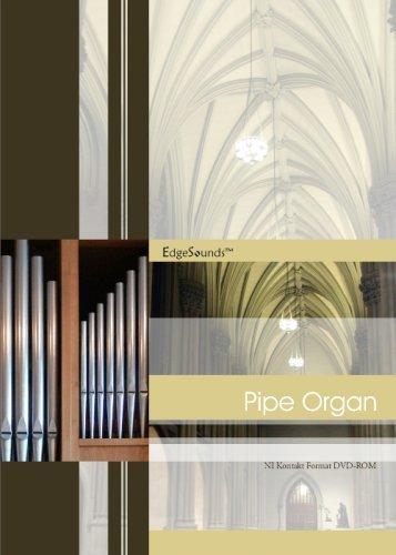 Affordable EdgeSounds Pipe Organ GigaStudio 3 Format DVD-ROM