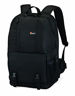"Lowepro Kamerarucksack Fastpack 250 für professionelle DSLR-Kamera, Zubehör und Notebook (bis 15.4"") schwarz (B000YIYQ30) 