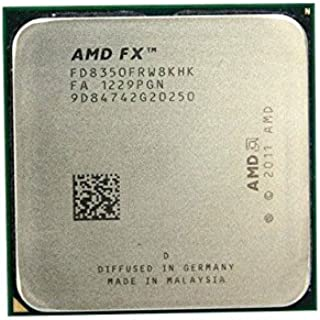 AMD FX-8350 4.0 GHz Eight Core CPU Processor Socket AM3+ 938-pin