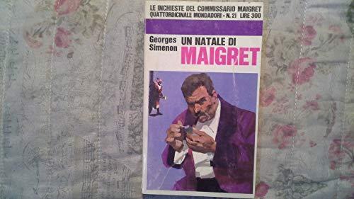 Un Natale di Maigret Mondadori Le inchieste 21