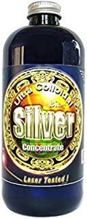 Liquid Silver 16 oz. 240 PPM , Silver MTN Minerals, (Medical Purity Silver Most Bioavailable colloidally Suspended Nano Pa...