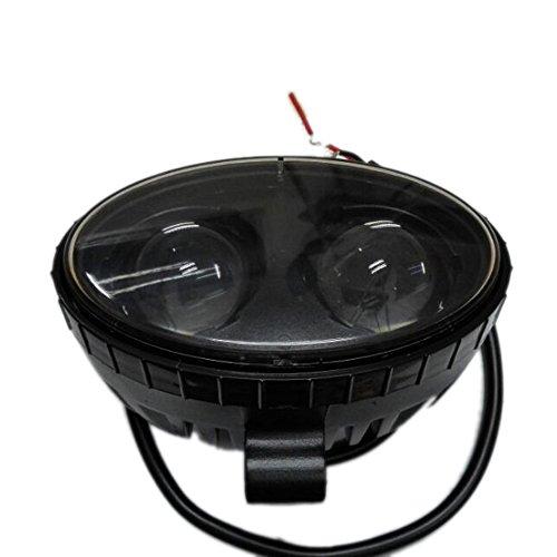 SXMA blauer Punkt-Arbeitslampe Fußgänger-sicheres warnendes blaues Licht Lager-Gabelstapler des 8W LED Offroadrennenlampe/Stapler-Sicherheitslicht/LKW-Sicherheitsanzeige SL6208