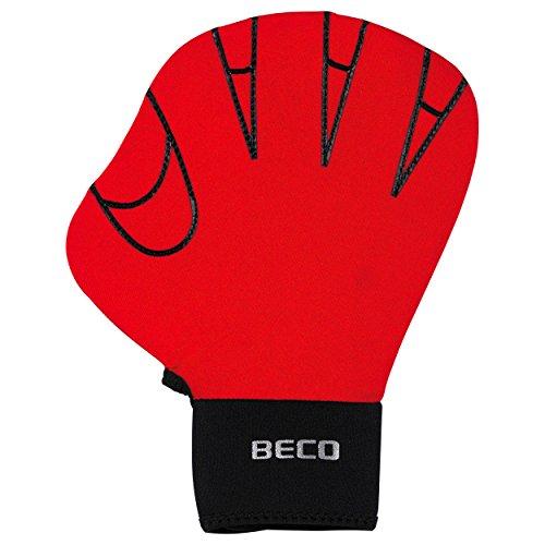 Beco Unisex– Erwachsene Lycra Handschuhe-9635 Schwimmhandschuhe, Sortiert/original, M