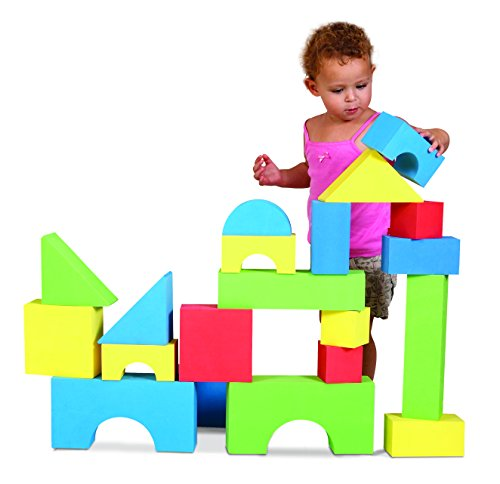 32 pcs Edushape Giant Foam Blocks Construction Toy