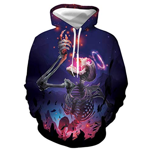 Suéter Estampado Hombre  marca BXzhiri_Mens Top