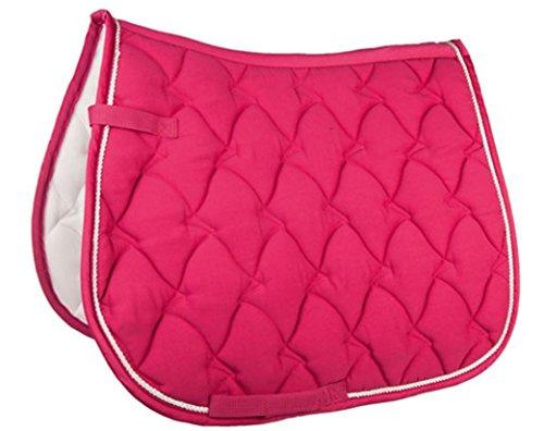 Hkm Hkm 4000315716470 - Gualdrappa Cassandra Softice-3971, colore: rosa/argento