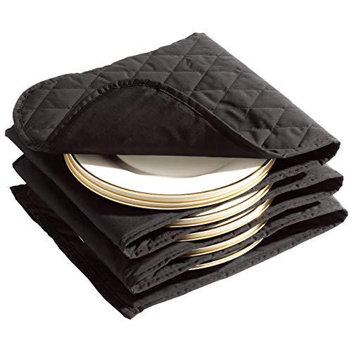 Daewoo SDA1763 200W Chauffe-eau 12 températures 70 °C 5 plis pour 2 plaques chacune | Fonction de protection contre la surchauffe | Dimensions dépliées : 198 x 30 cm, gris, noir