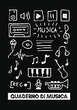 Quaderno di Musica: Pentagrammato