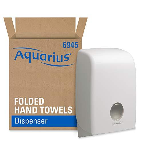 Aquarius 6945 Dispensador de Toallas Secamanos Interplegadas