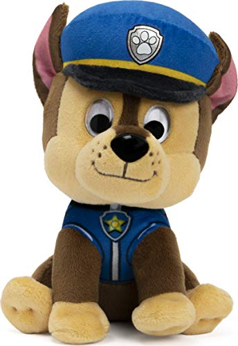 """GUND Paw Patrol Chase in Signature Police Officer Uniform for Ages 1 and Up, 6"""""""