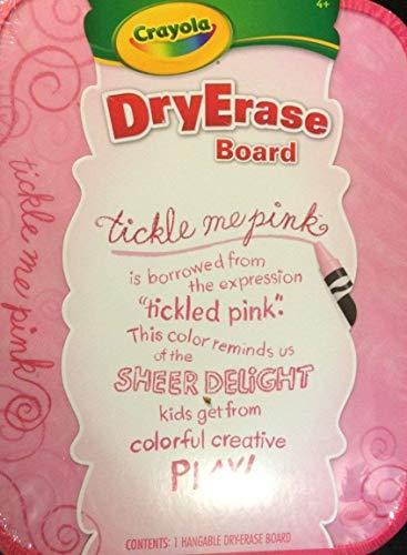 Crayola Pink Dry Erase Board
