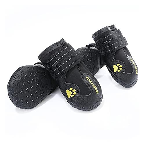 tennisschoenen voor huisdieren Schoen voor hond vier seizoenen puppy schoenen vallen niet schoenen zachte bodem reflecterende ademend antislip huisdier schoenen huisdier wandelschoenen