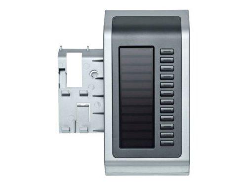 Siemens CUC122 OpenStage Key Module 80 für Analoges Telefon eisblau