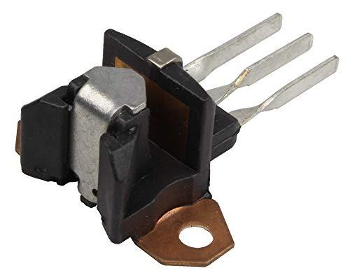 ChenYang Hall-Effect Drehzahlgeber CYHME2000 (4.5V-24V, 9mA, NPN(OC)),Drehzahlsensor, Endschalter, Positionssensor, Geschwindigkeitsmesser, Encoder, und zum Scannen der Kodierungen von Festplatten