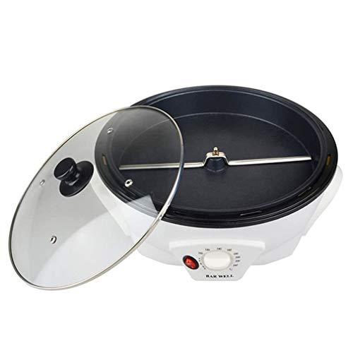 MOOSAGE Coffee Bean Röstmaschine, Haus Automatische Rotary Coffee Roaster 100-240 ℃ Kaffeebohnen Soja Erdnuss-Melone-Samen Backautomaten 1200W