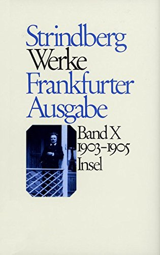 Werke in zeitlicher Folge. Frankfurter Ausgabe in zwölf Bänden: Zehnter Band: 1903–1905. Einsam. Die Gotischen Zimmer. Schwarze Fahnen