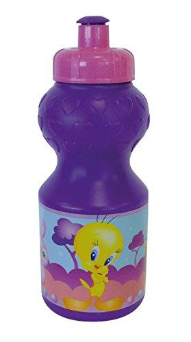 Fun House Warner Bouteille Sport Bouteille Enfants Bouteille TITI bouteille violet 350